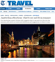 Telegraph- Amsterdam travel guide - ImageNature photo