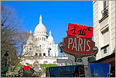 Paris stock photos, Images of nature